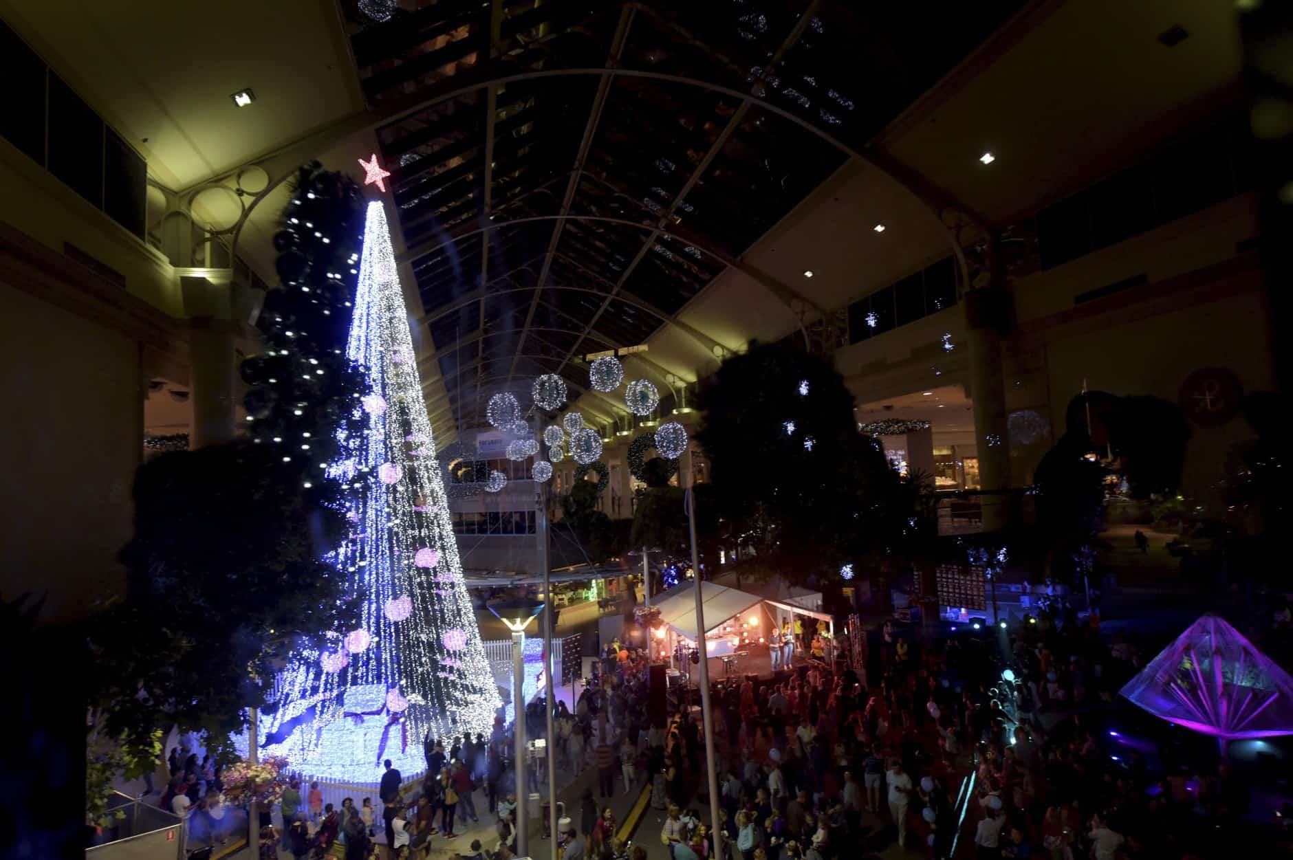 for most christmas lights on a tree - Solar Christmas Decorations Australia