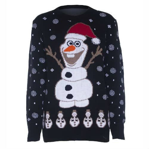 Knitting Pattern For Olaf Jumper : 14 Christmas Jumpers We Wish We Owned... - Christmas FM