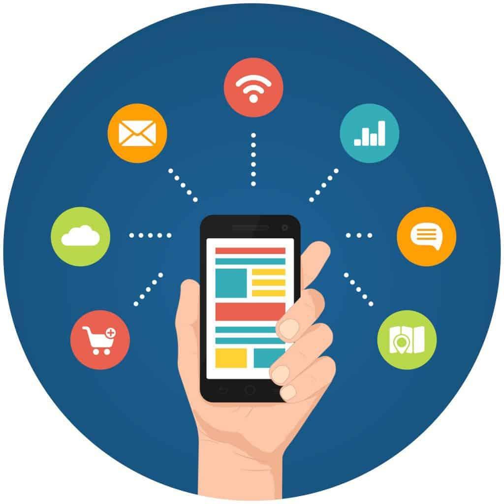 Mobile Apps - Christmas FM