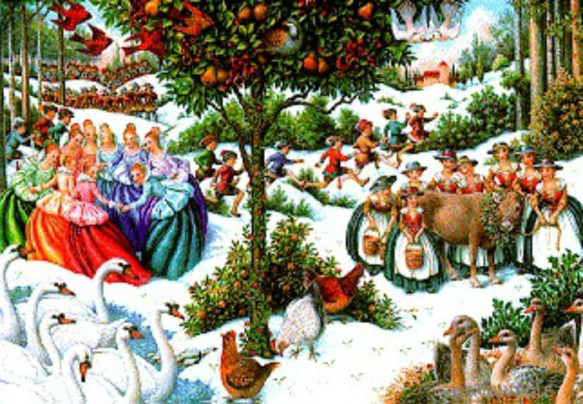 The Meaning Behind the 12 Days of Christmas - Christmas FM