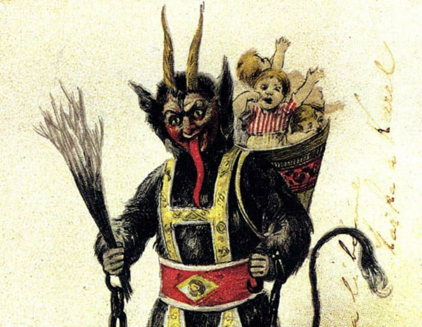 Image result for Europe's Krampus