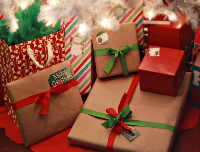 youll never give a present the same way again - Christmas Presents
