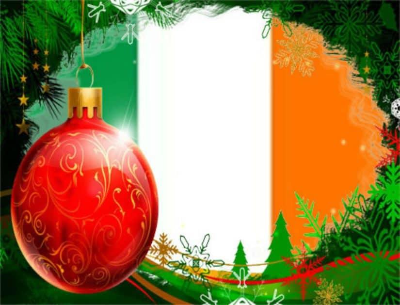 Irish Christmas Traditions.Christmas Around The World Ireland Christmas Fm