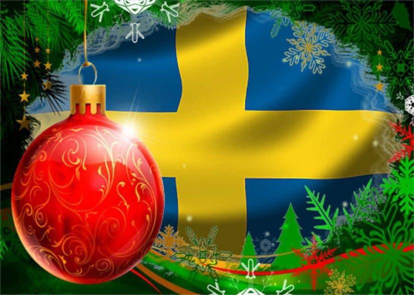 christmas around the world sweden - Swedish Christmas Tree