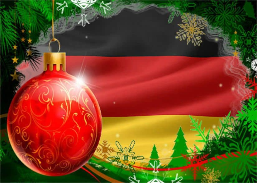christmas around the world germany - Christmas Around The World Decorations