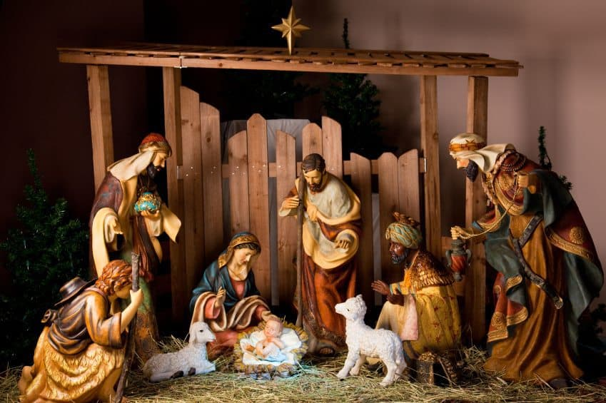 5 things you may not know about christmas nativity scenes
