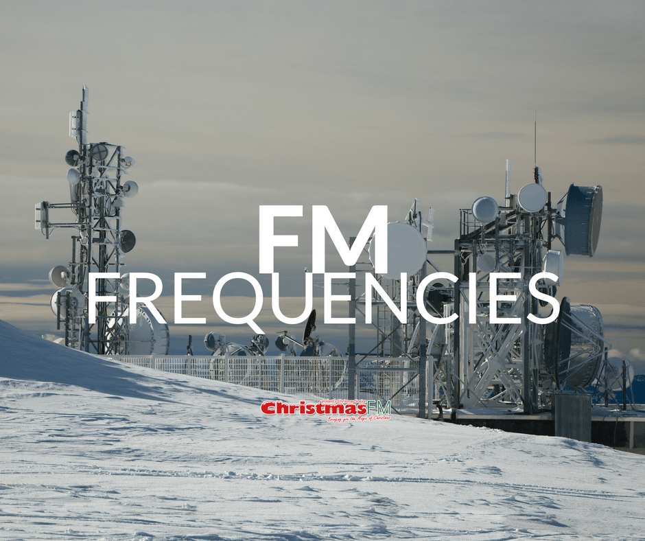 FM Frequencies