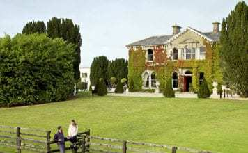 Win a Luxury Weekend Away for Two at Lyrath Estate, Kilkenny