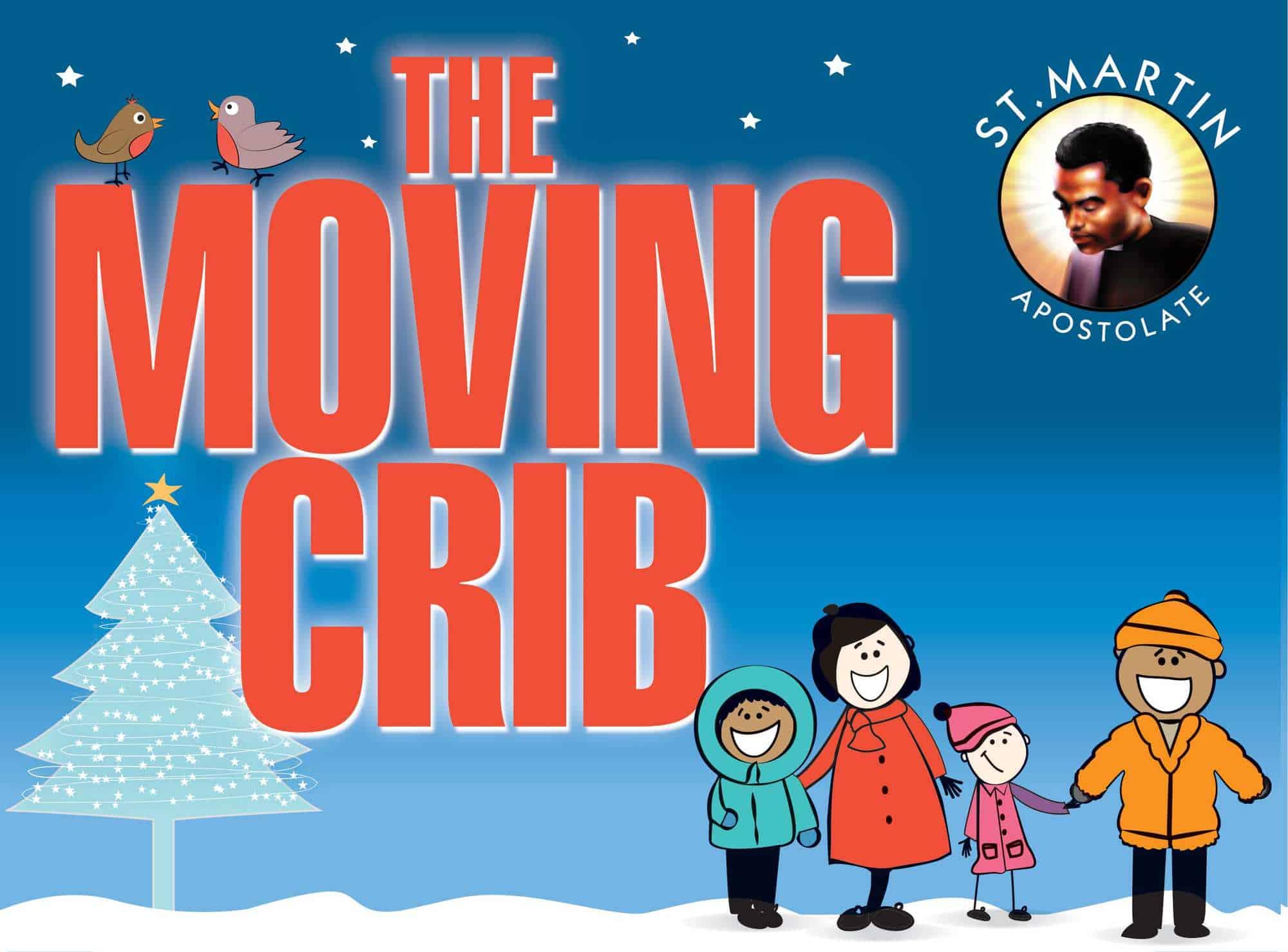 the moving crib christmas fm