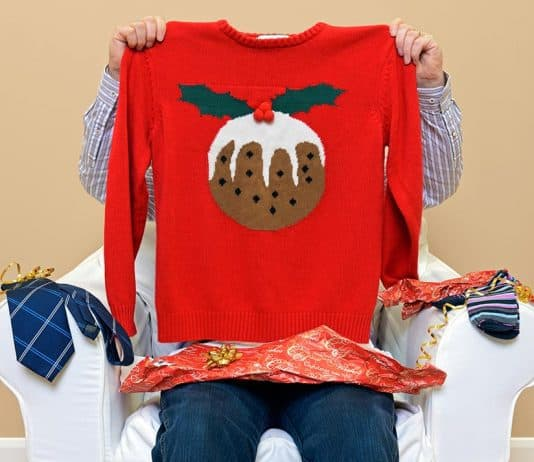 christmas jumpers