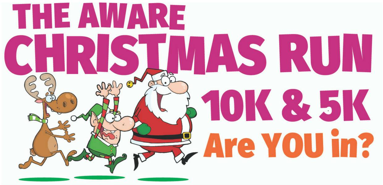 Aware Christmas Run