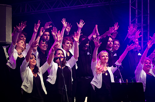 Christmas with Dublin Gospel Choir