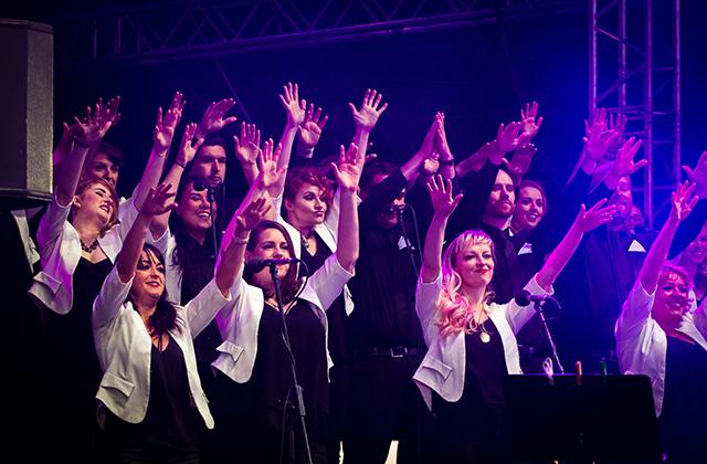 Christmas with Dublin Gospel Choir