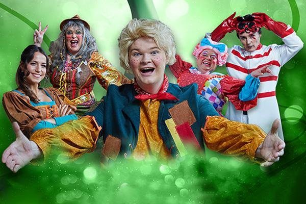 JACK AND THE BEANSTALK – Presented by The Everyman and Cada