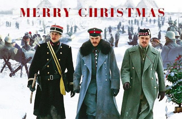 Merry Christmas (Joyeux Noël)