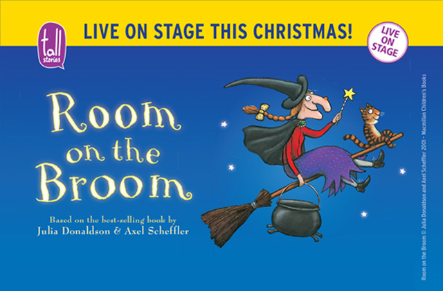 Room on the Broom – Live on Stage