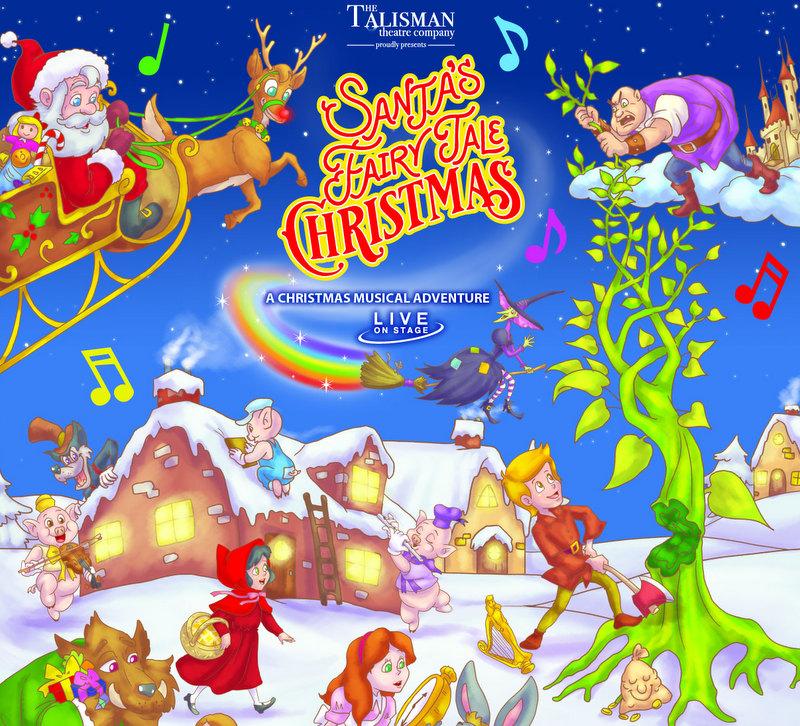 Santa's Fairytale Christmas