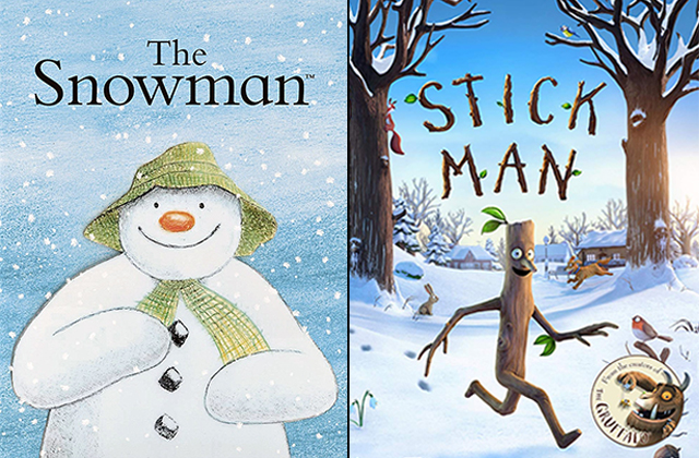 The Snowman & Stick Man: Double Bill