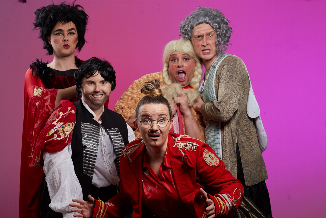 The Improvised Panto 2019