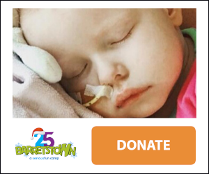 Donate to Barretstown