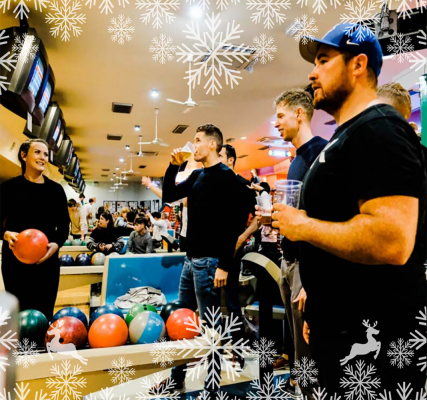 Win A Christmas Party for Your Office @ Leisureplex!