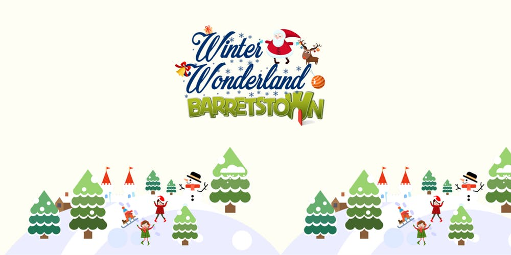 Winter Wonderland at Barretstown