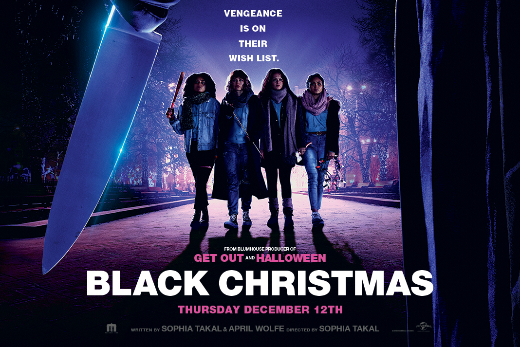 Black Christmas – in cinemas now