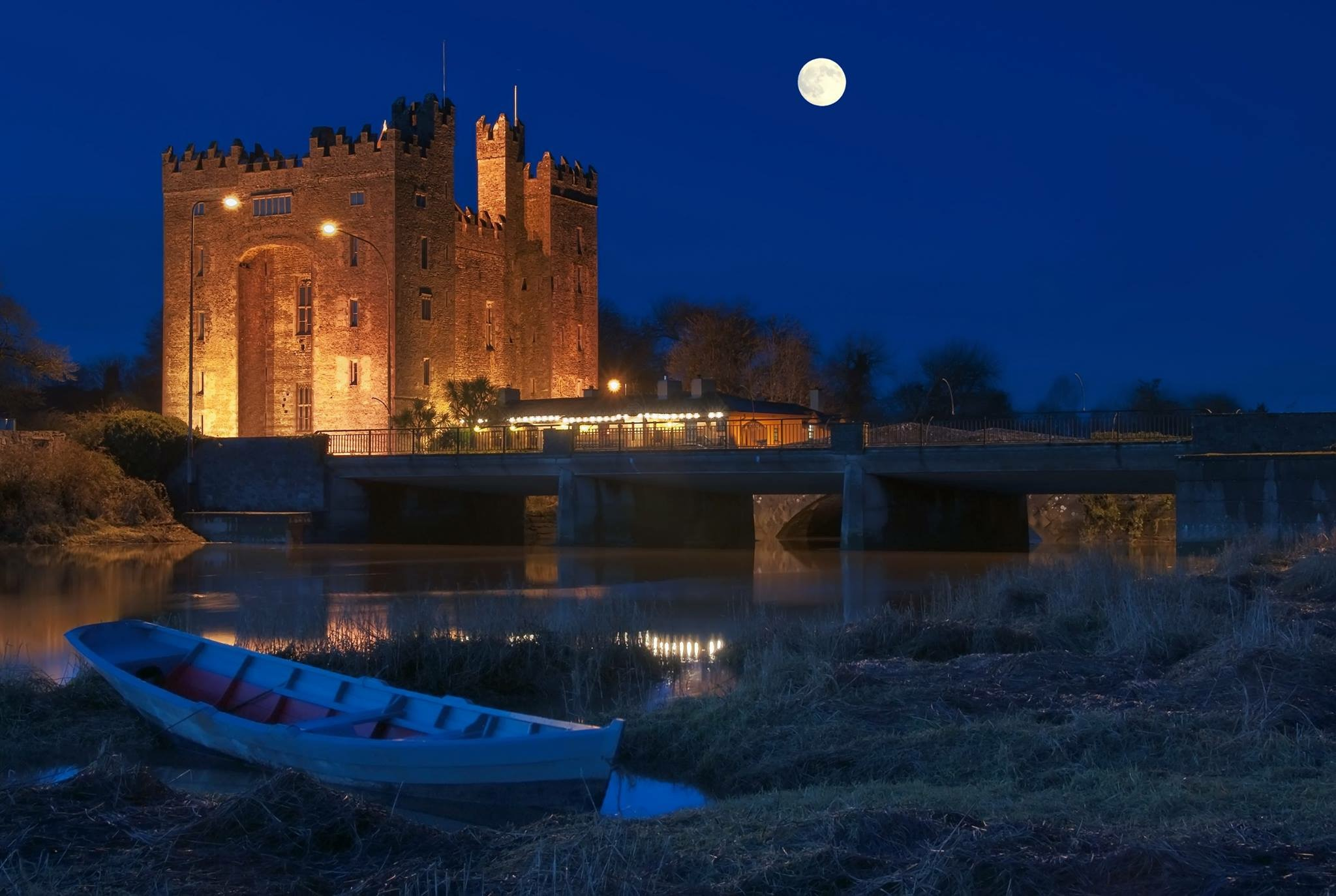 Christmas Banquets at Bunratty Castle