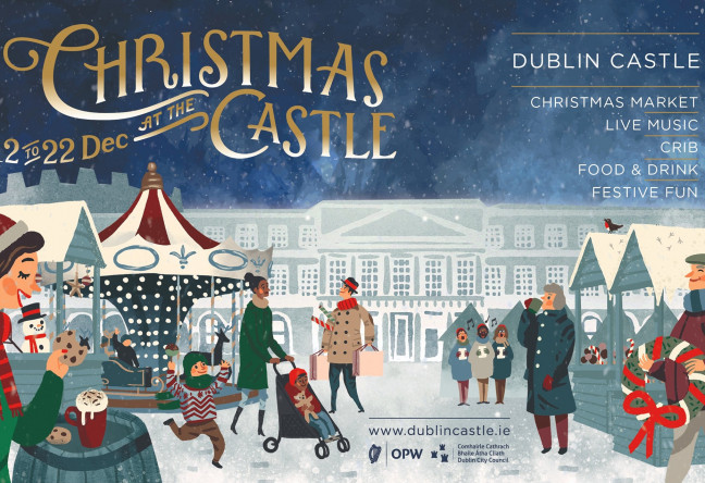 Christmas at Dublin Castle