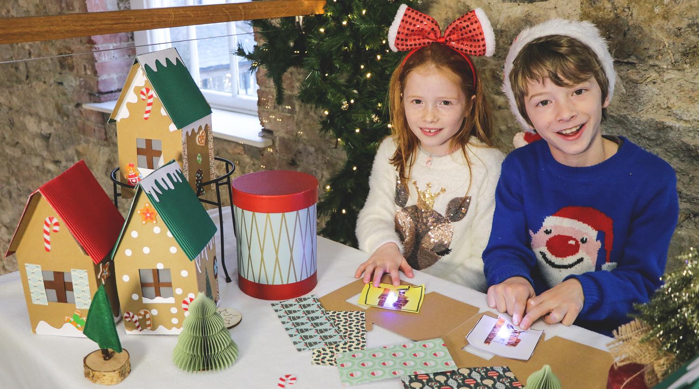 Christmas Lantern Workshops