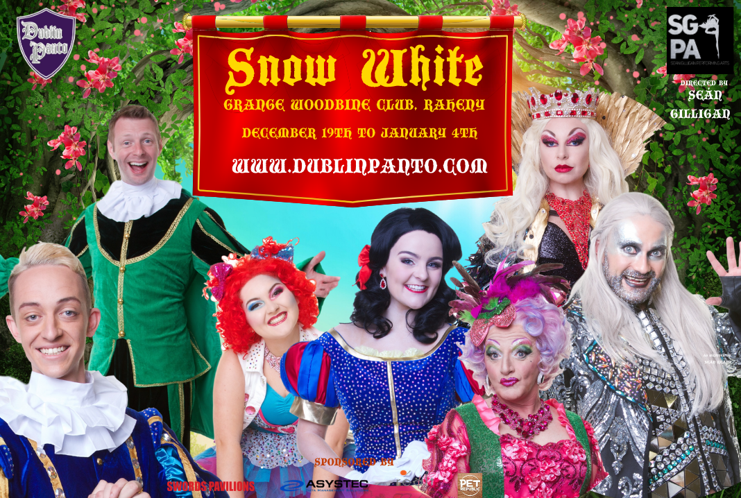 Dublin Panto Snow White and the Seven Dwarves