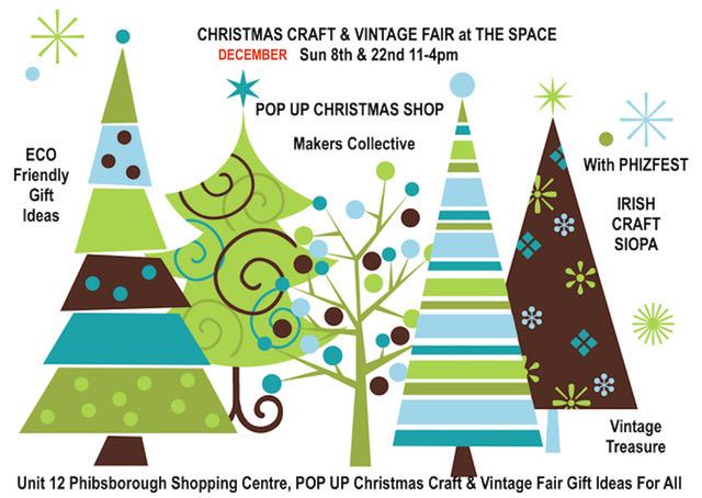 December Christmas Fairs