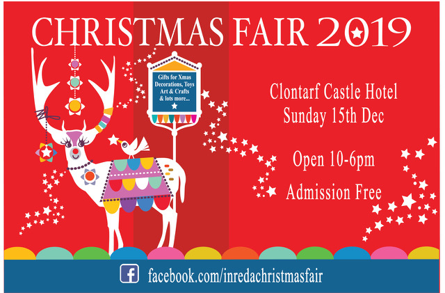 INREDA Christmas Fair 2019