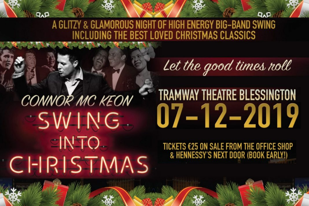 Tramway Theatre 'Swing into Christmas'