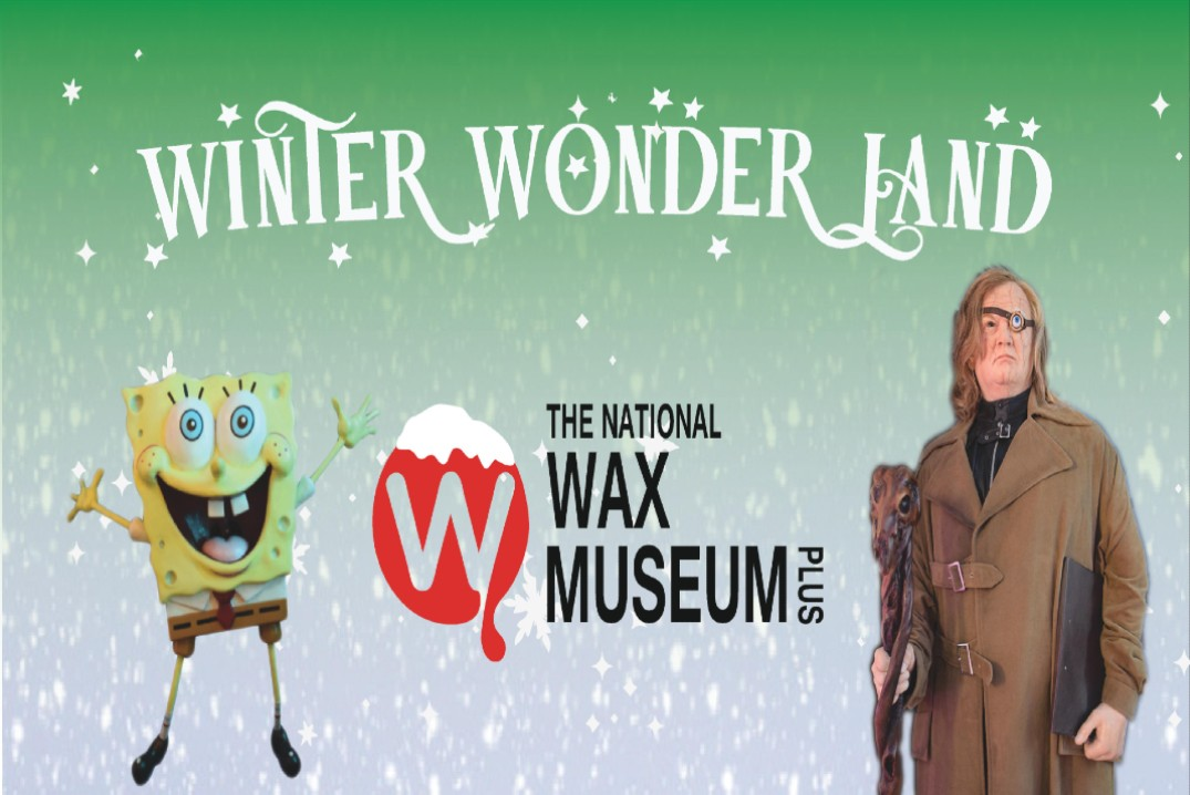 Winter Wonderland at The National Wax Museum Plus