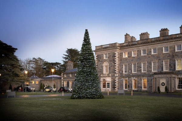 Win a weekend escape to the beautiful Carton House