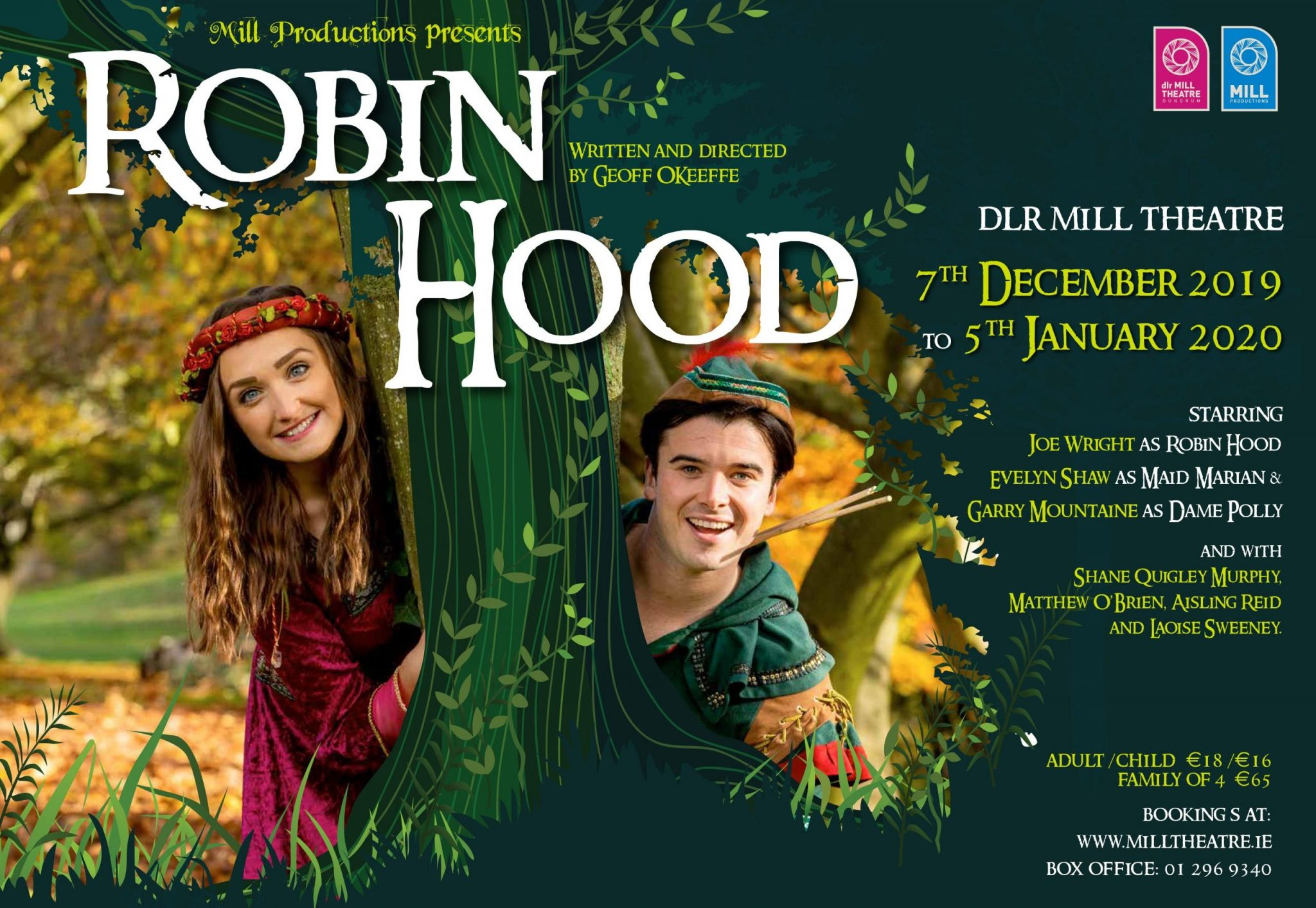 Robin Hood Christmas Panto